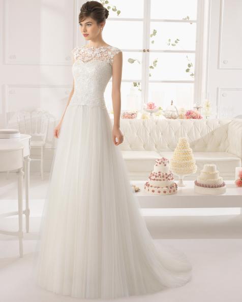 Abra vestido de novia Aire Barcelona