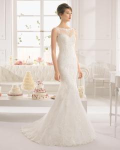 Aloe vestido de novia Aire Barcelona