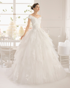 Anne vestido de novia Aire Barcelona