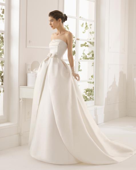 Armilla vestido de novia Aire Barcelona