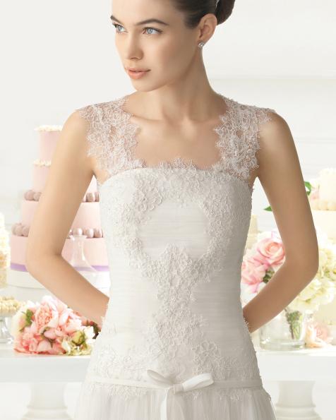 Obed vestido de novia Aire Barcelona