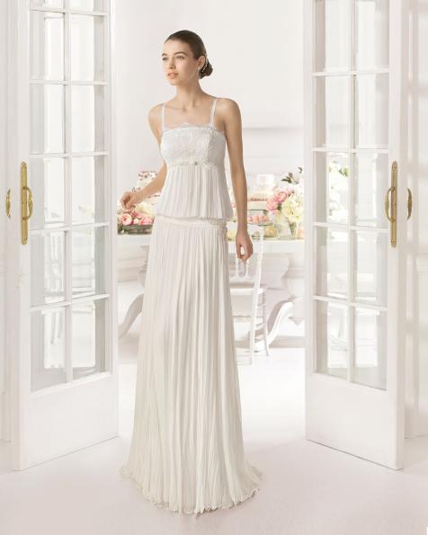 Odesa vestido de novia Aire Barcelona