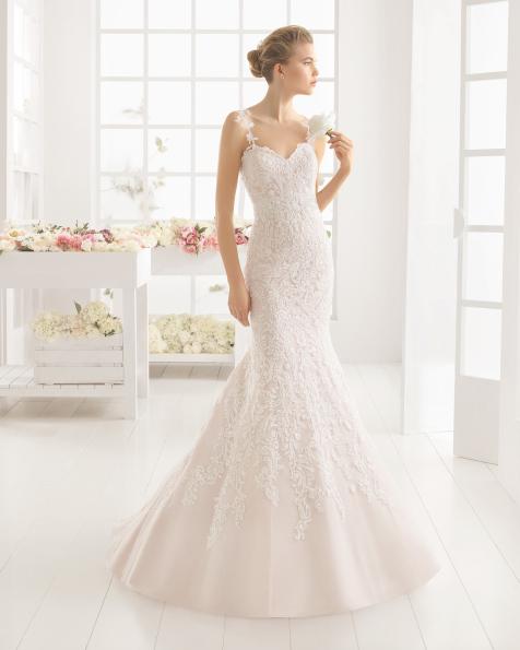 MATIS vestido de novia de Aire Barcelona 2016