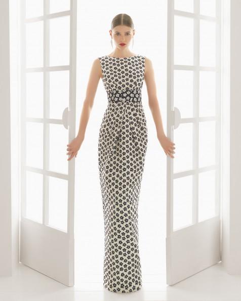 9U149 vestido de fiesta de Aire Barcelona 2016