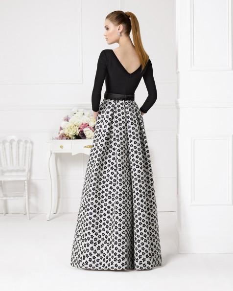 9U151 vestido de fiesta de Aire Barcelona 2016