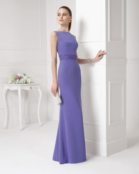 9U154 vestido de fiesta de Aire Barcelona 2016