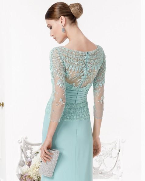 9U163 vestido de fiesta de Aire Barcelona 2016