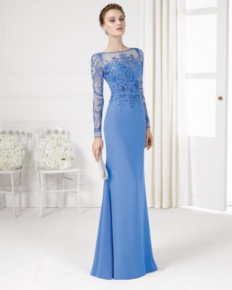 9U266 vestido de fiesta de Aire Barcelona 2016