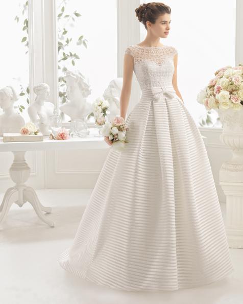 CODAL vestido de noiva Aire Barcelona 2017