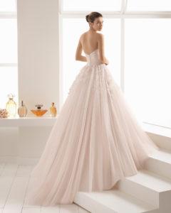 Vestidos novia de tul