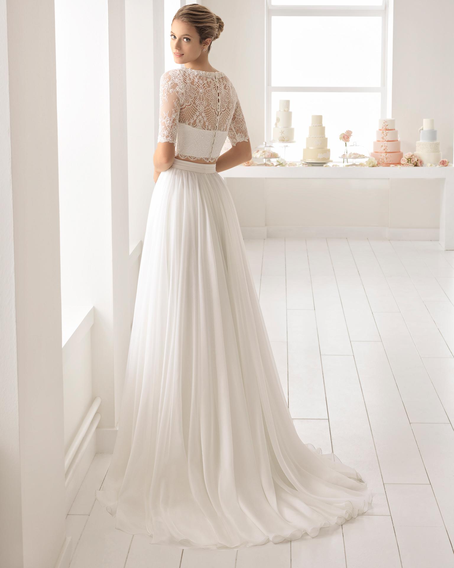 Vestidos de novia aire barcelona mexico