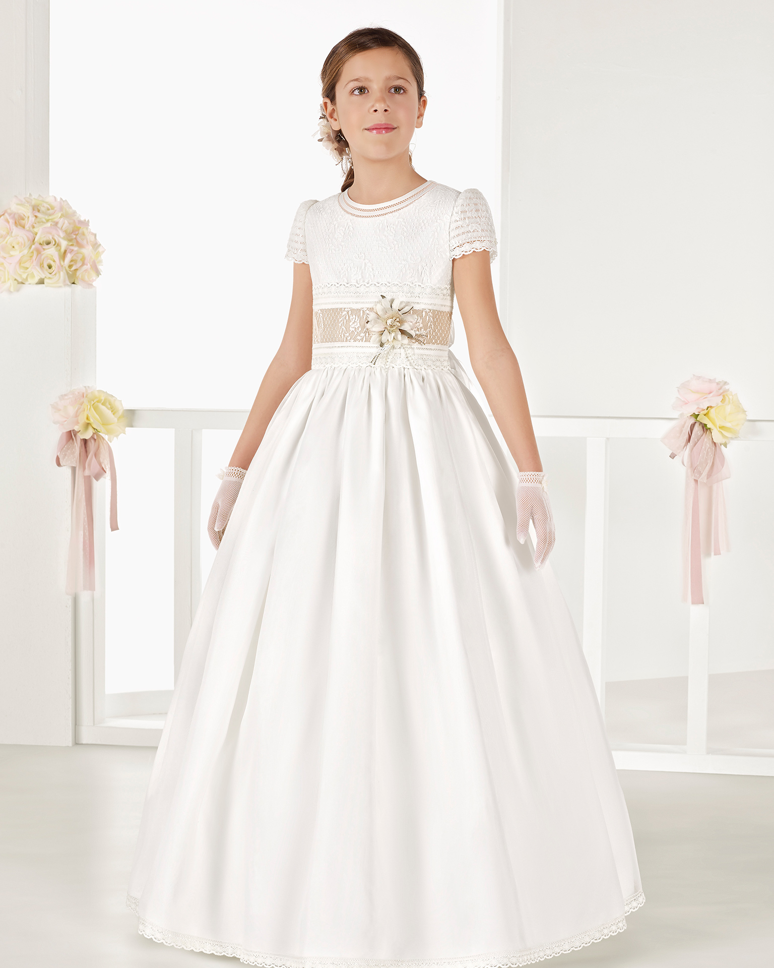 Fortuna First Communion 2018 Aire Comunion Collection