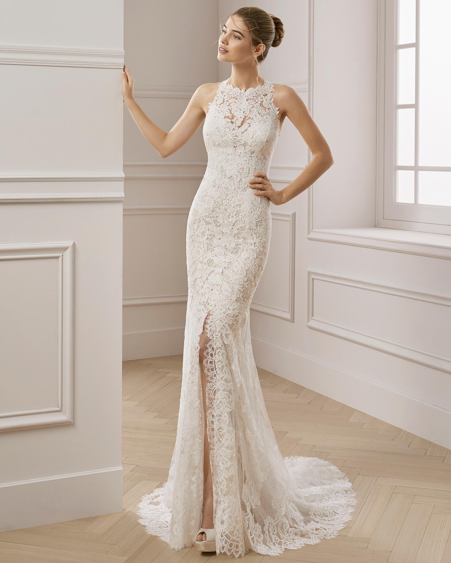 Elsa Wedding Dress 6