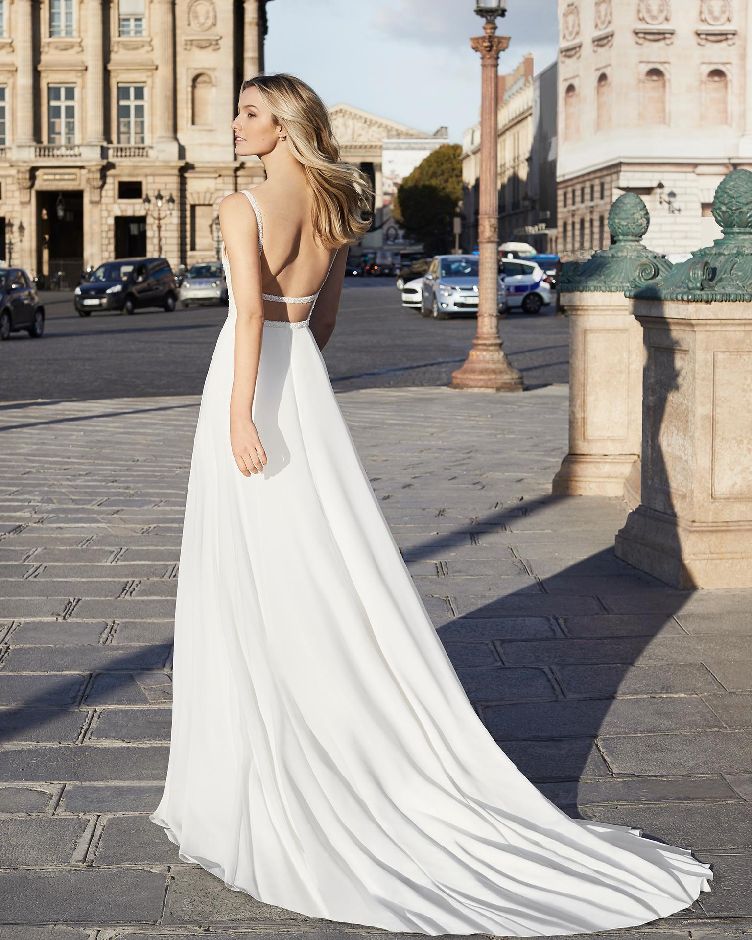 3c51dad07631 ELDER - Sposa 2019. Collezione AIRE BARCELONA
