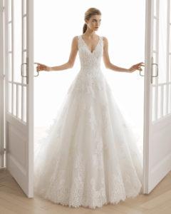 Aire vestidos novia 2019