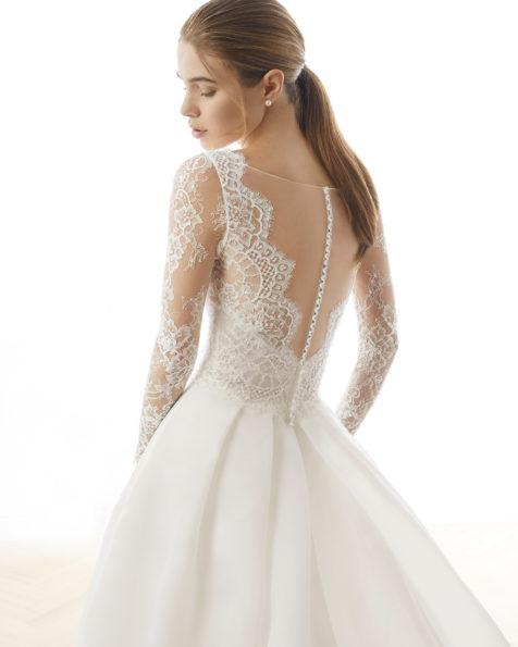 vestidos de novia - colección aire barcelona 2019 | aire barcelona