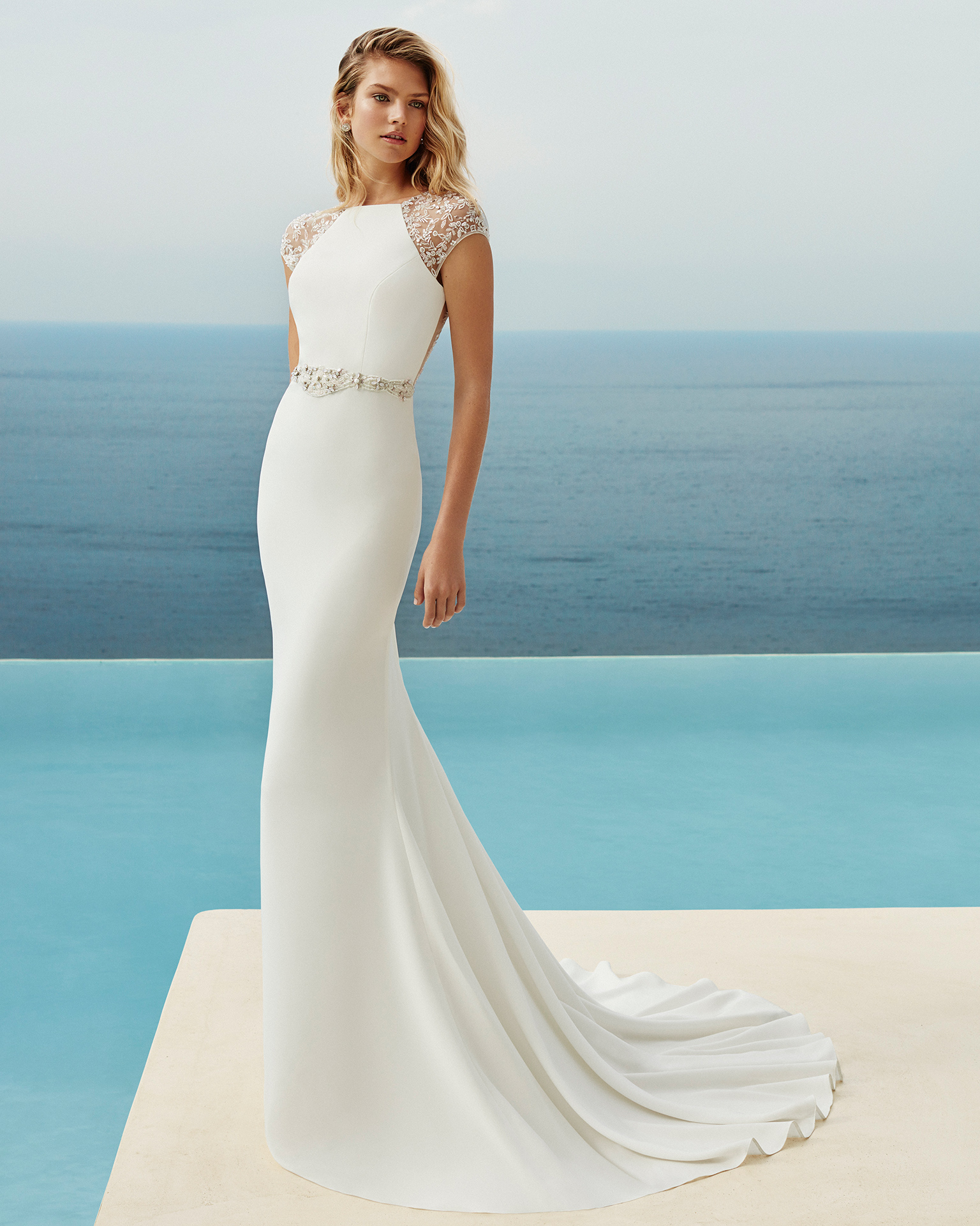 Bridal 2019. AIRE BEACH WEDDING Collection