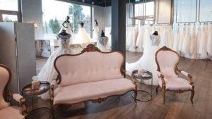 Aire Barcelona Store Brautkleid