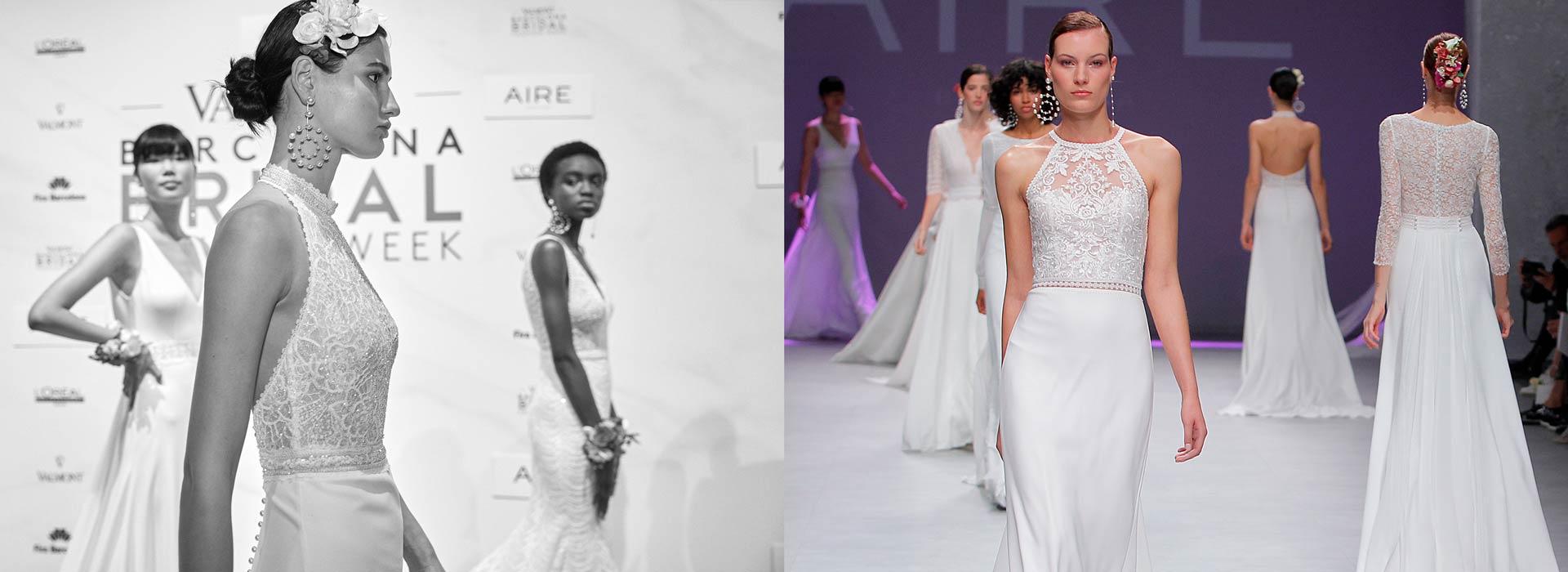 Aire Barcelona Fashionshow