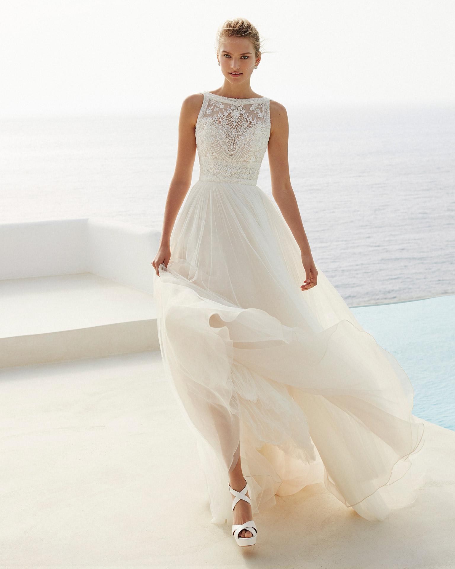 Bridal 2020. AIRE BEACH WEDDING Collection