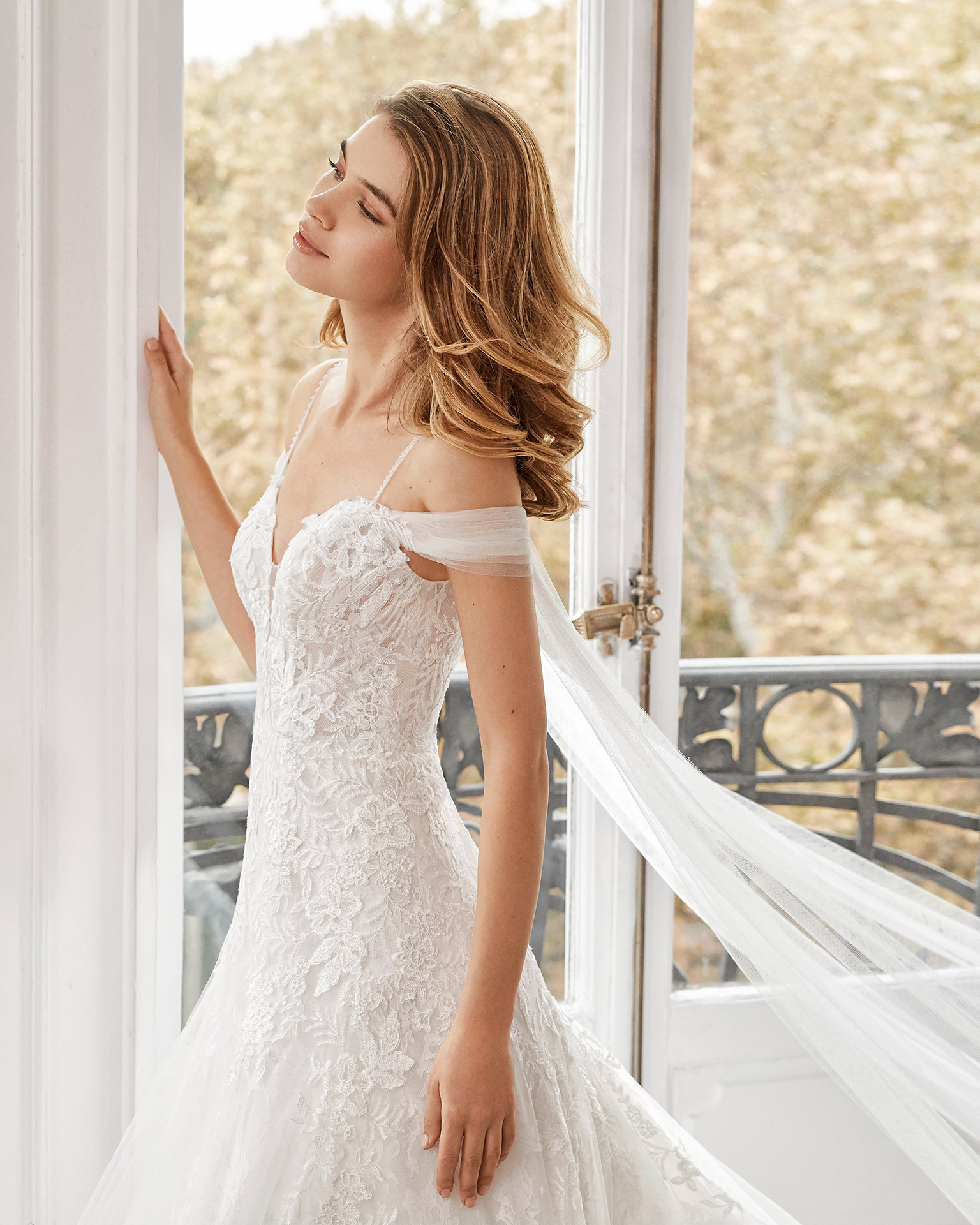 Bridal 2020. AIRE BARCELONA Collection