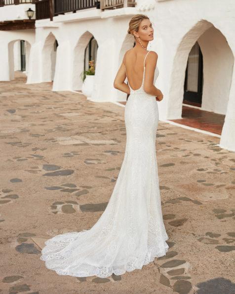 Wedding Dresses 2021 Aire Beach Wedding Aire Barcelona