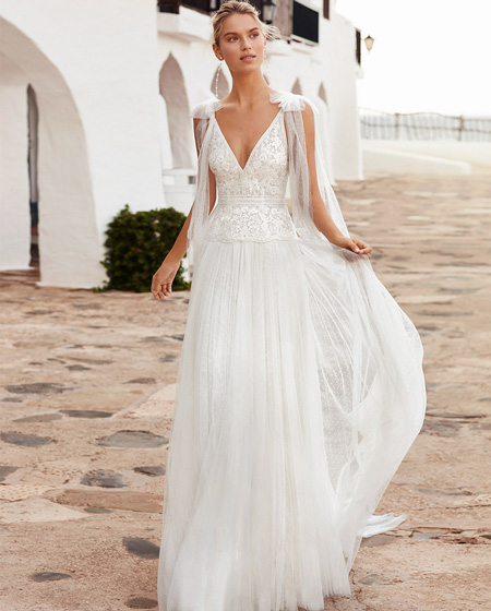 Wedding Dresses New 2020 Collection Aire Barcelona