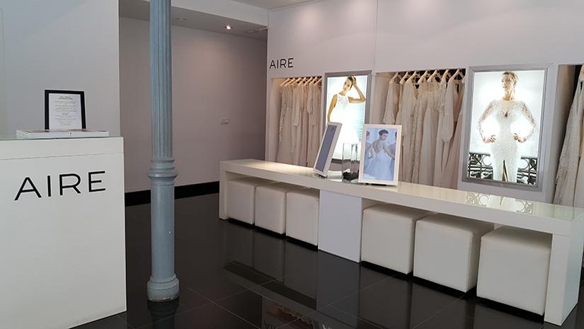 Aire Barcelona store Jerez