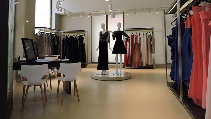 Aire Barcelona Platinum Select store San Luis