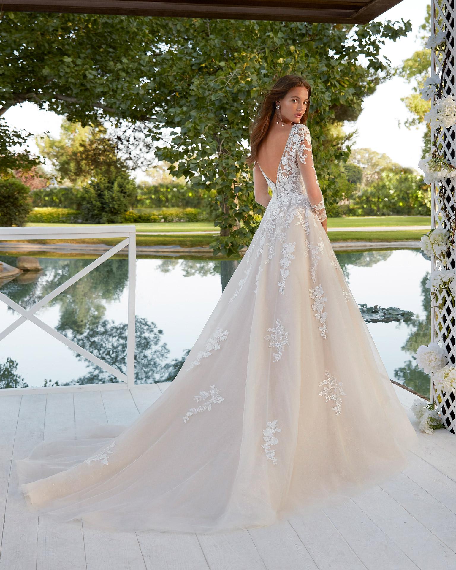 Casit Bridal 2021 Aire Royale Collection