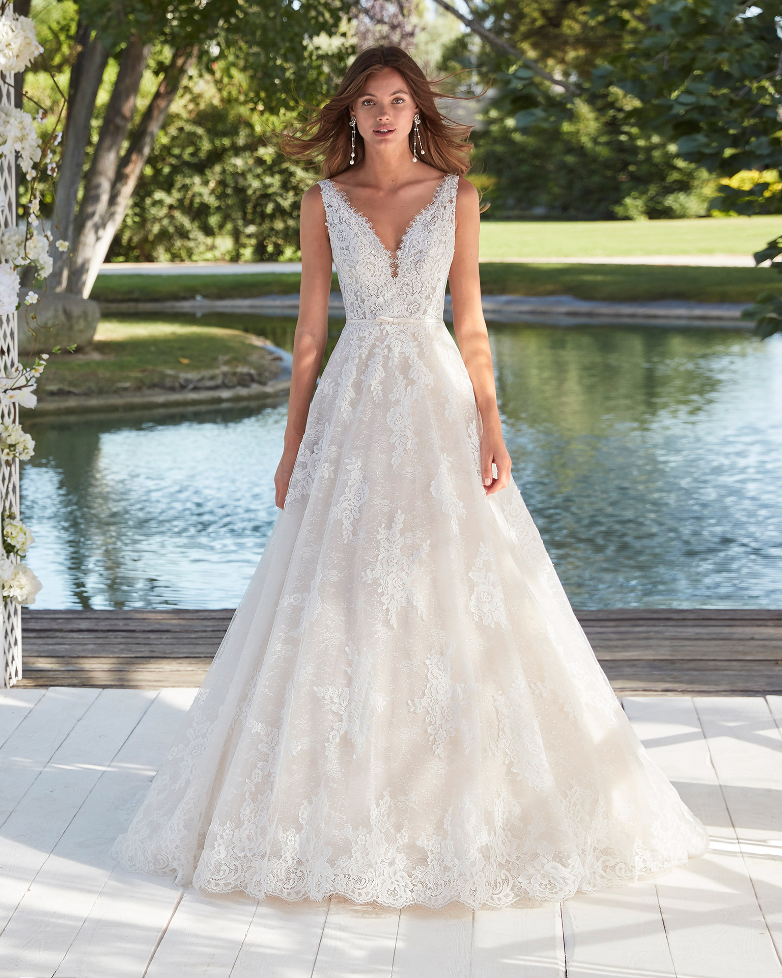 Celes Bridal 2021 Aire Royale Collection