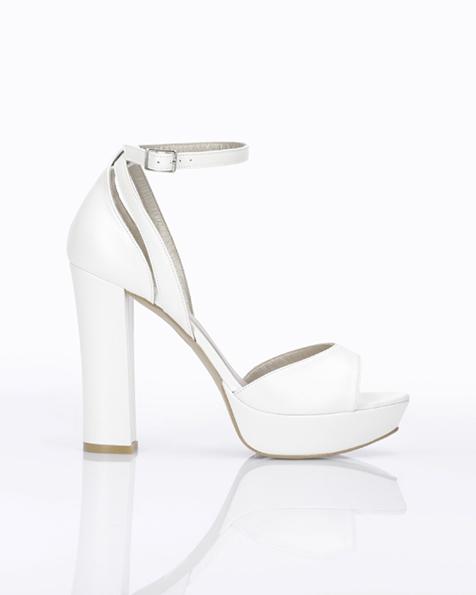 Shoes bridal Aire Barcelona